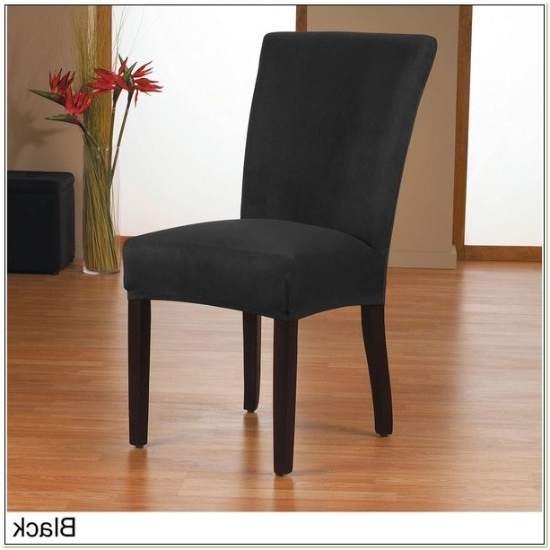 Harlow Stretch Dining Chair Slipcover