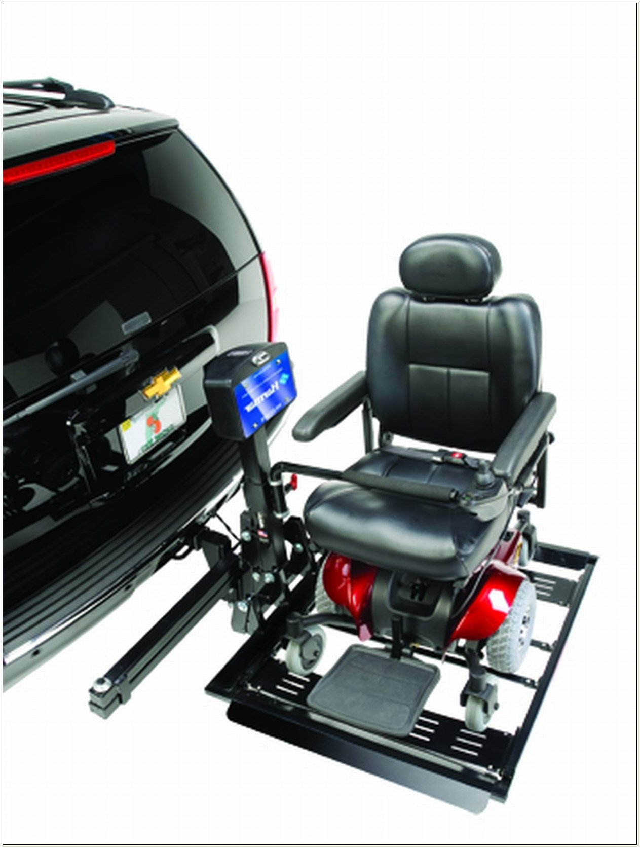 Harmar Mobility Universal Power Chair Lift