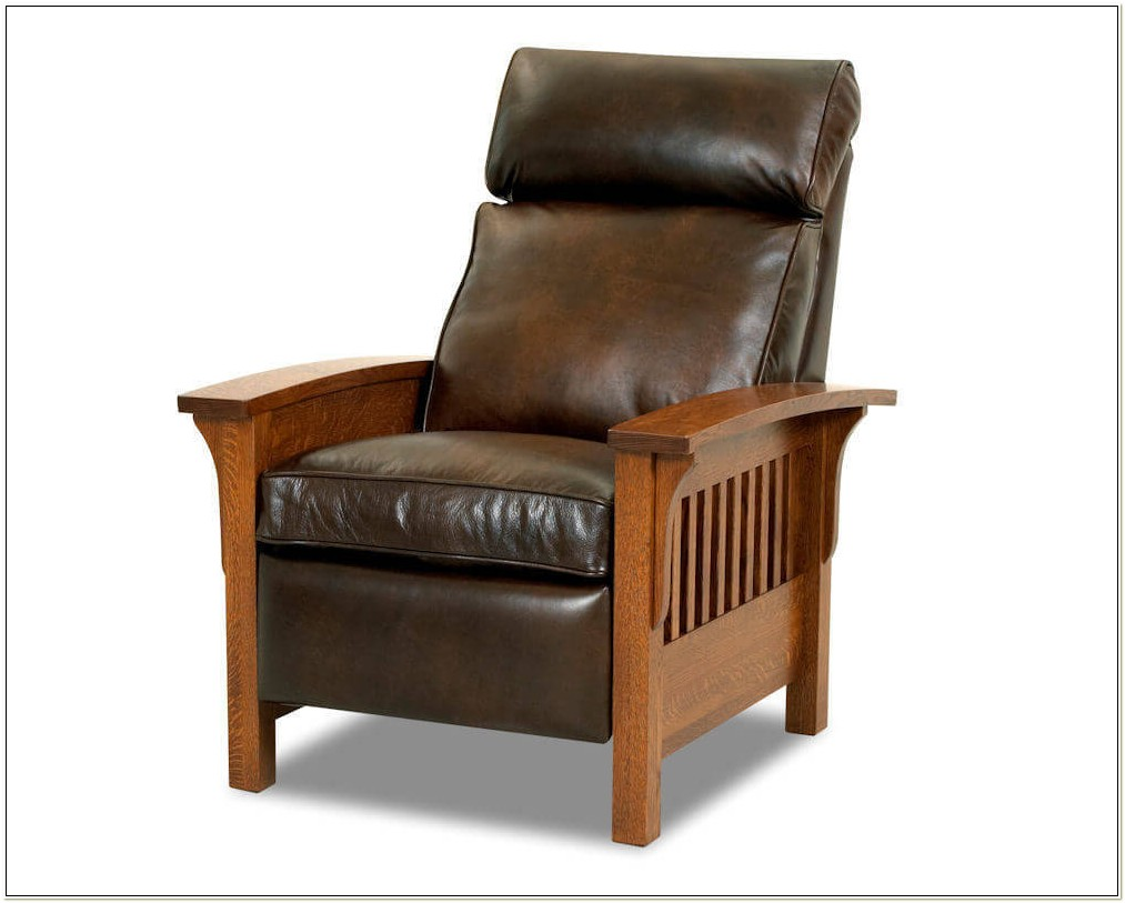 Harrison Leather Recliner Chair