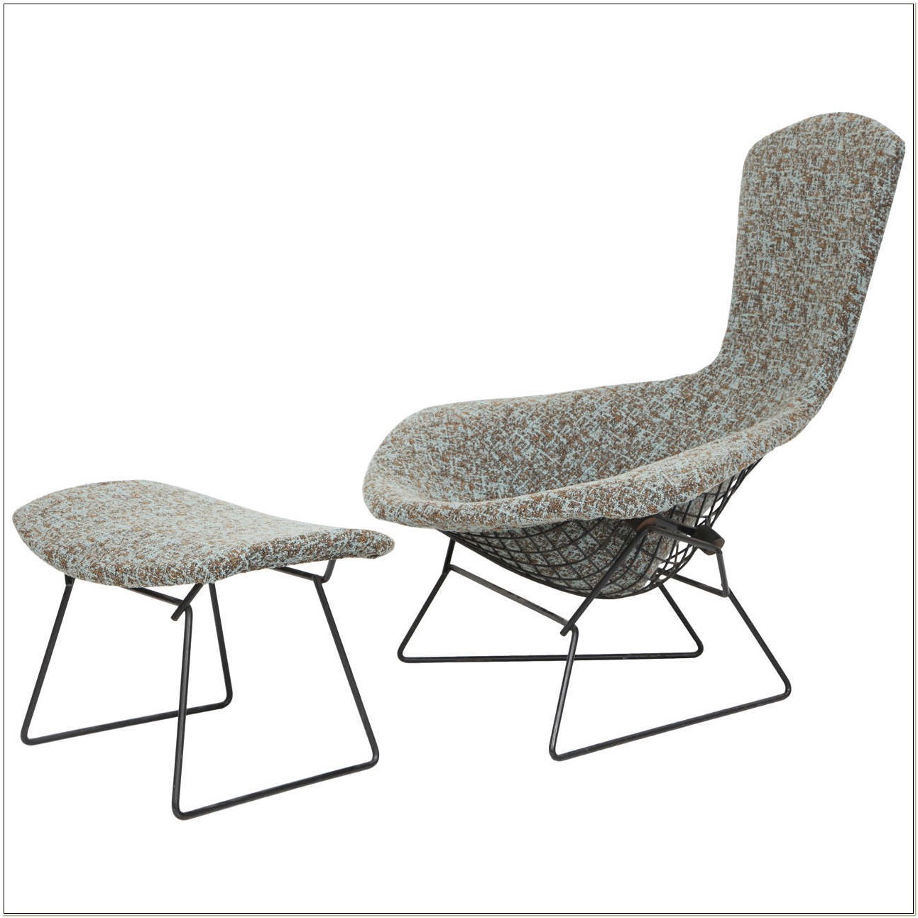 Harry Bertoia Bird Chair Ottoman
