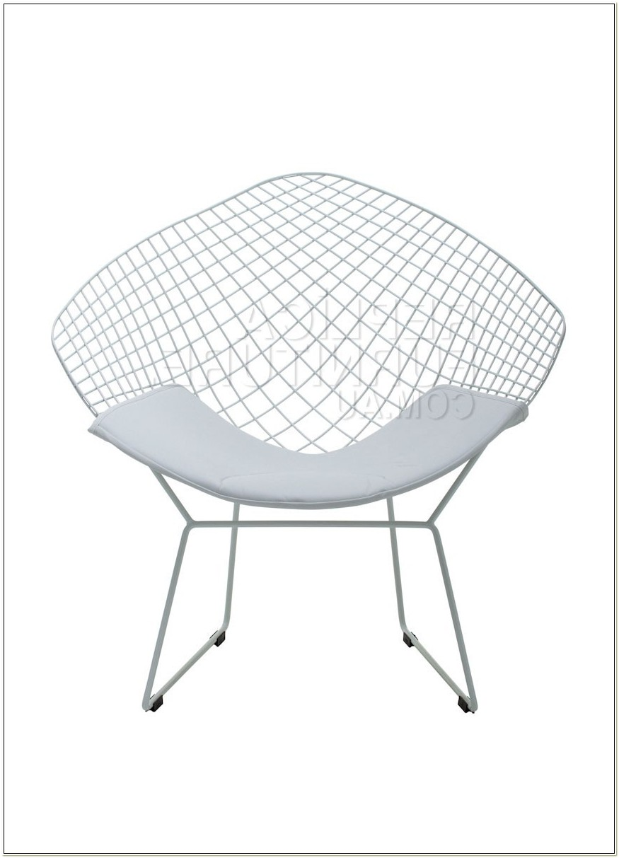 Harry Bertoia Diamond Chair Replica