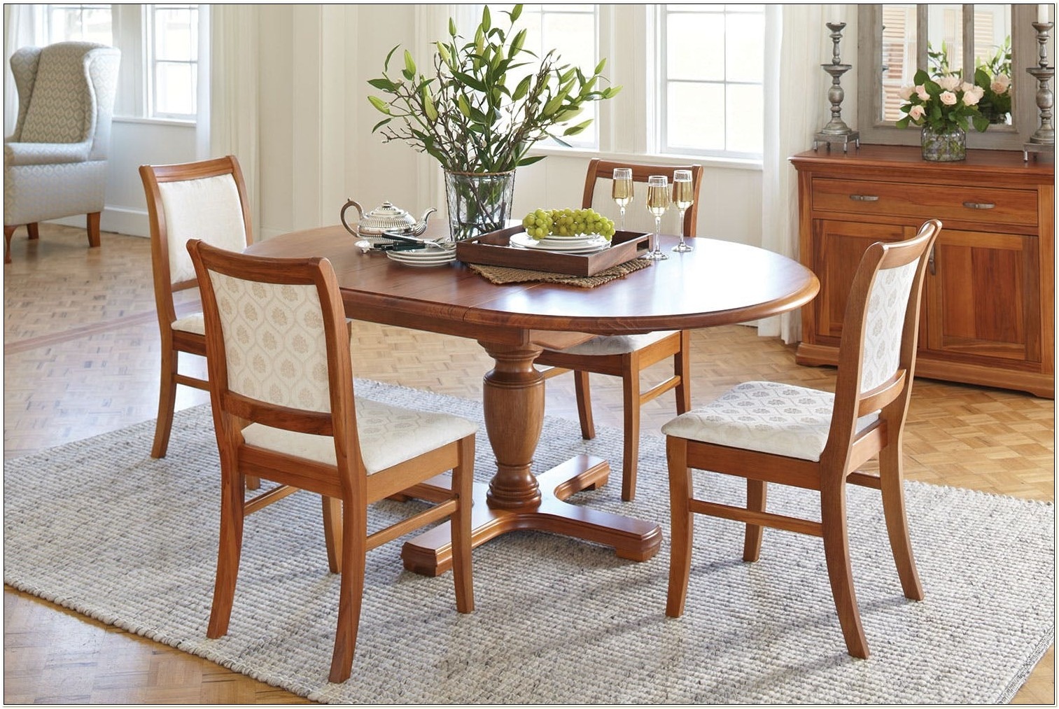 Harveys Keswick Dining Table And Chairs