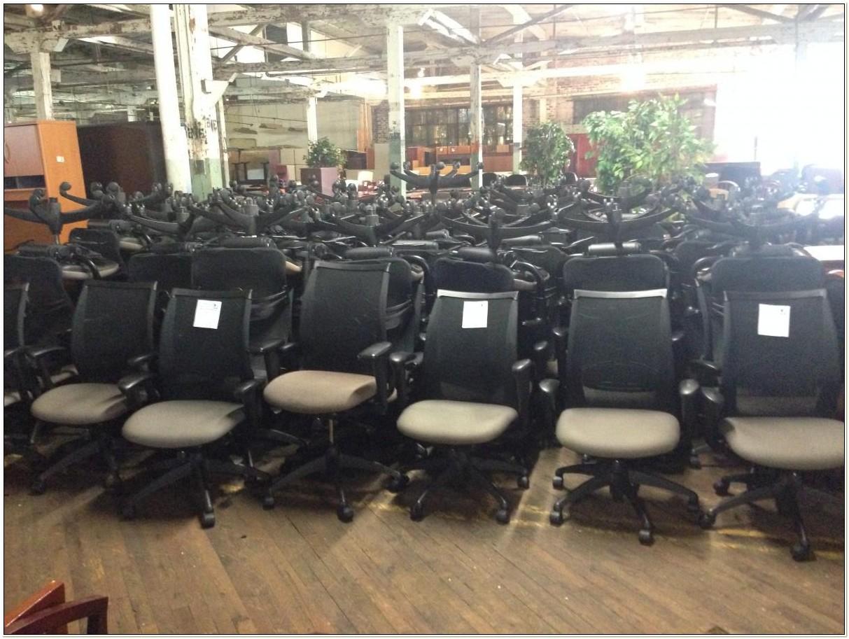 Haworth Improv Tag Chair