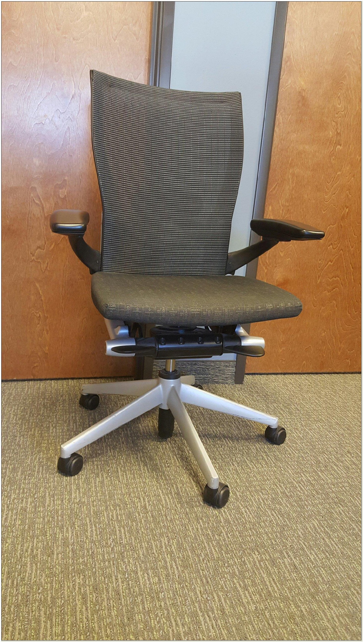 Haworth X99 Task Chair Used