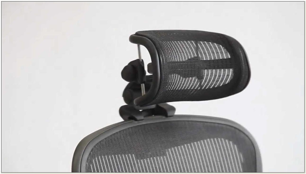 Headrest Design For Herman Miller Aeron Chair