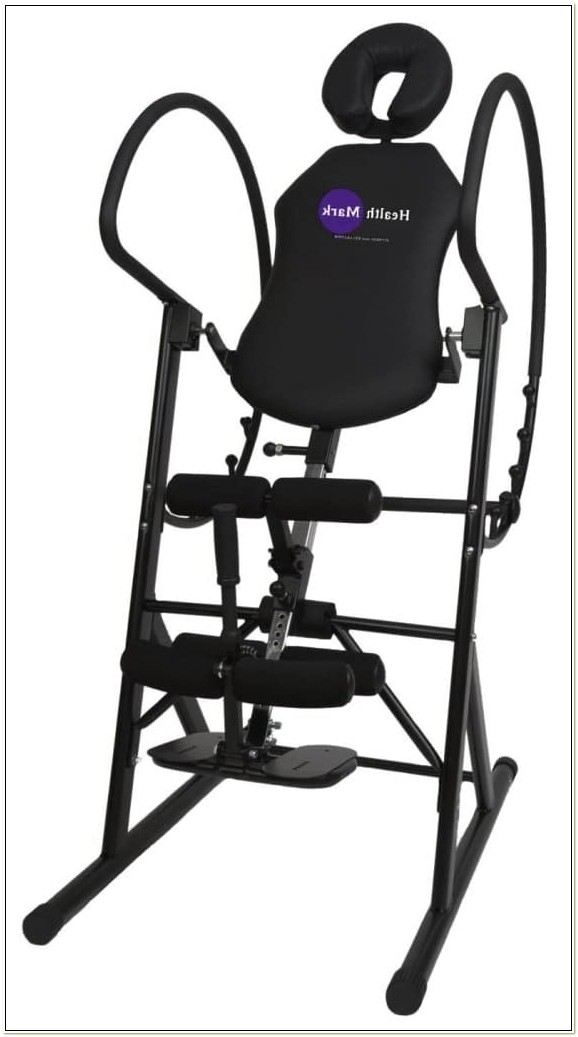 Health Mark Pro Max Inversion Chair