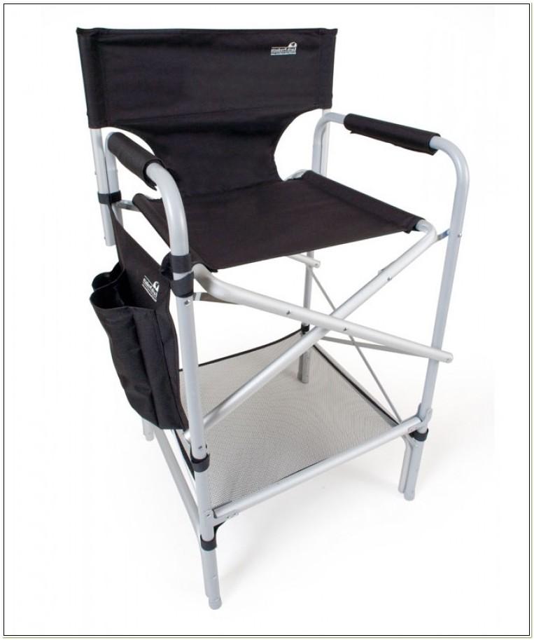 Heavy Duty Aluminum Directors Chair