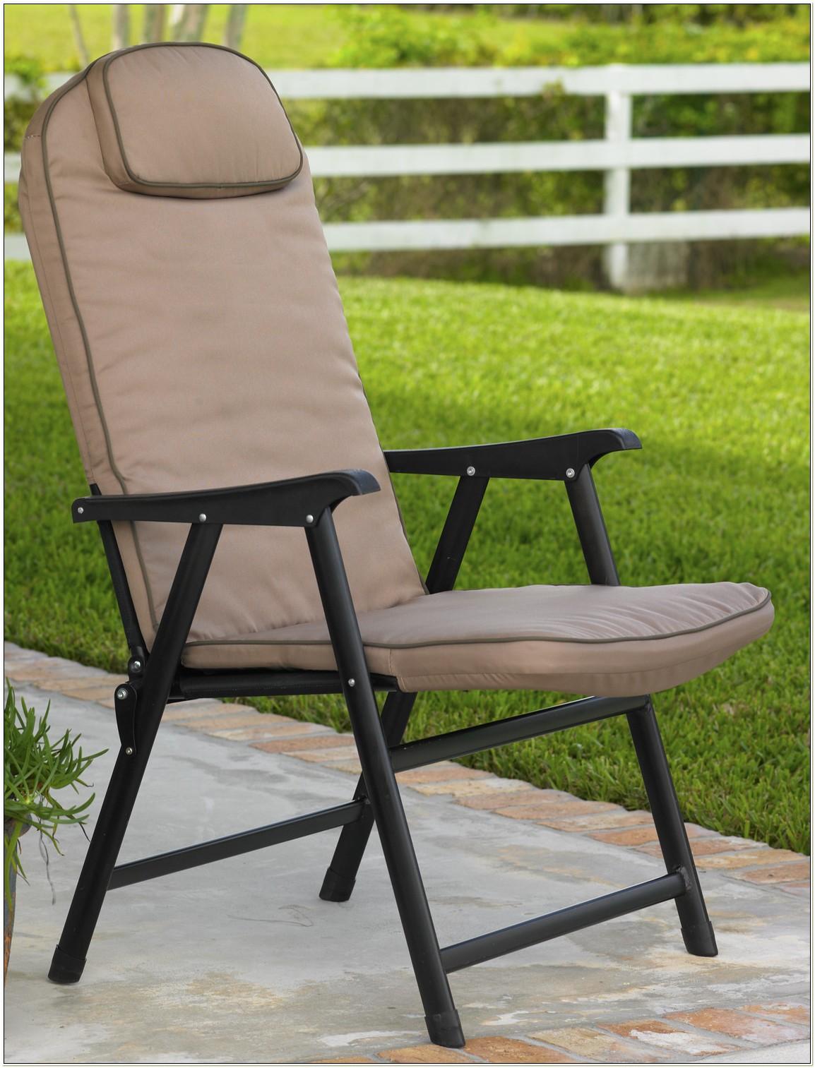 Heavy Duty Folding Patio Chairs