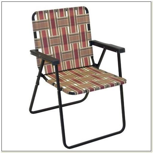 Heavy Duty Folding Web Lawn Chairs