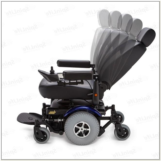 Heavy Duty Power Chairs