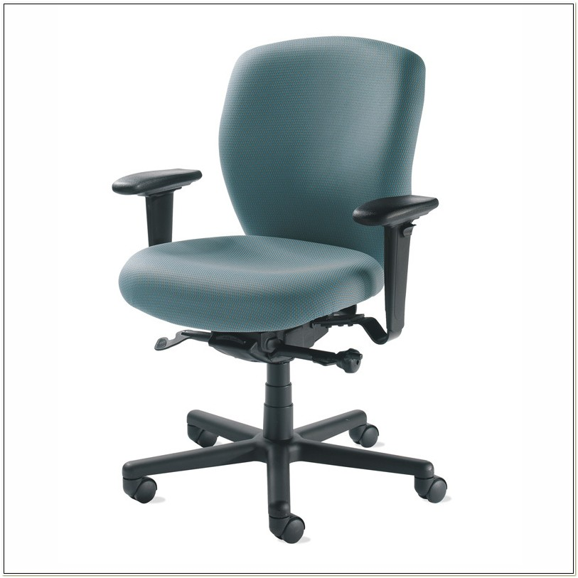 Heavy Duty Task Chairs Without Arms