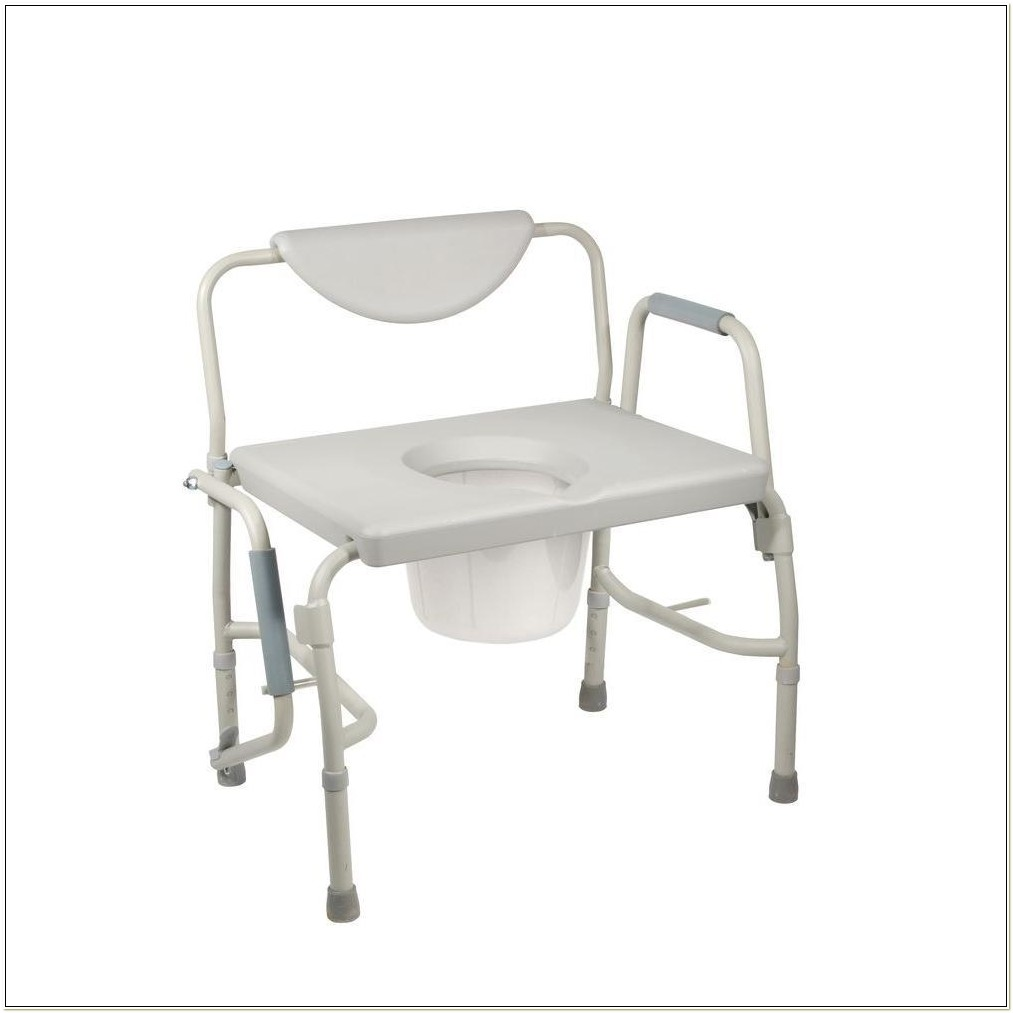 Heavy Duty Toilet Chair