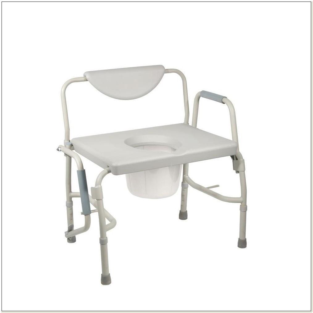 Heavy Duty Toilet Chair