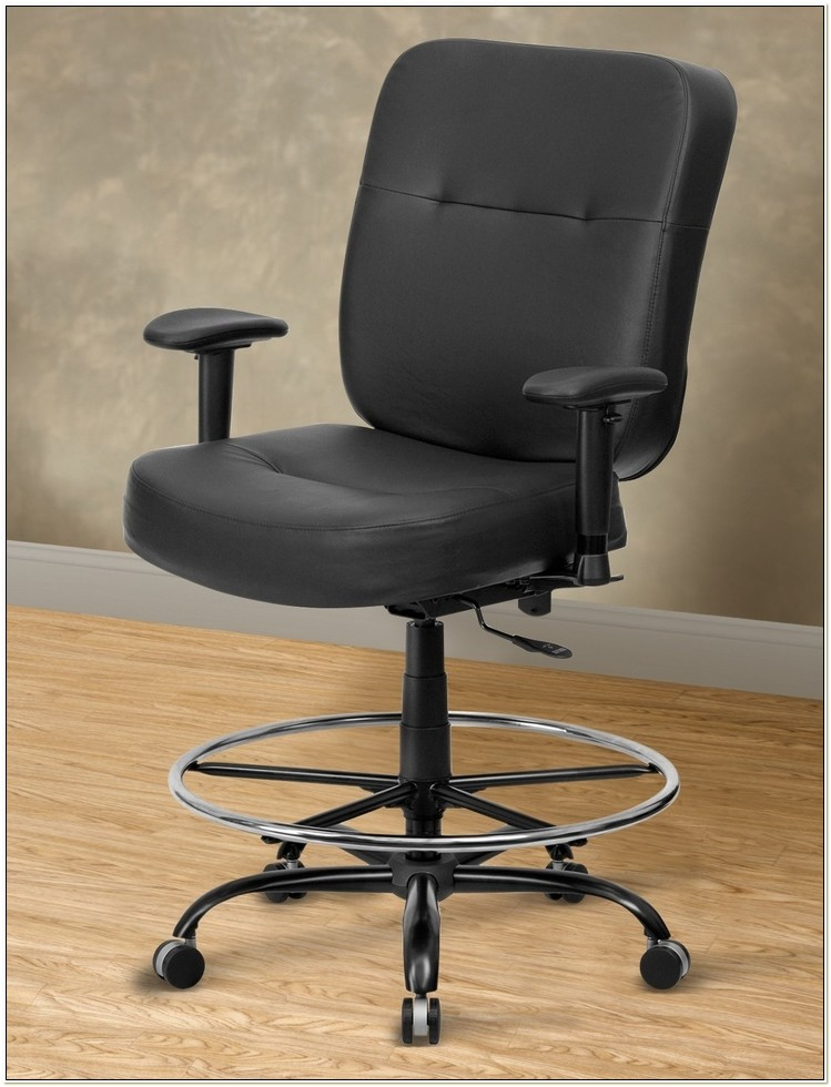 Hercules Big And Tall Drafting Chair