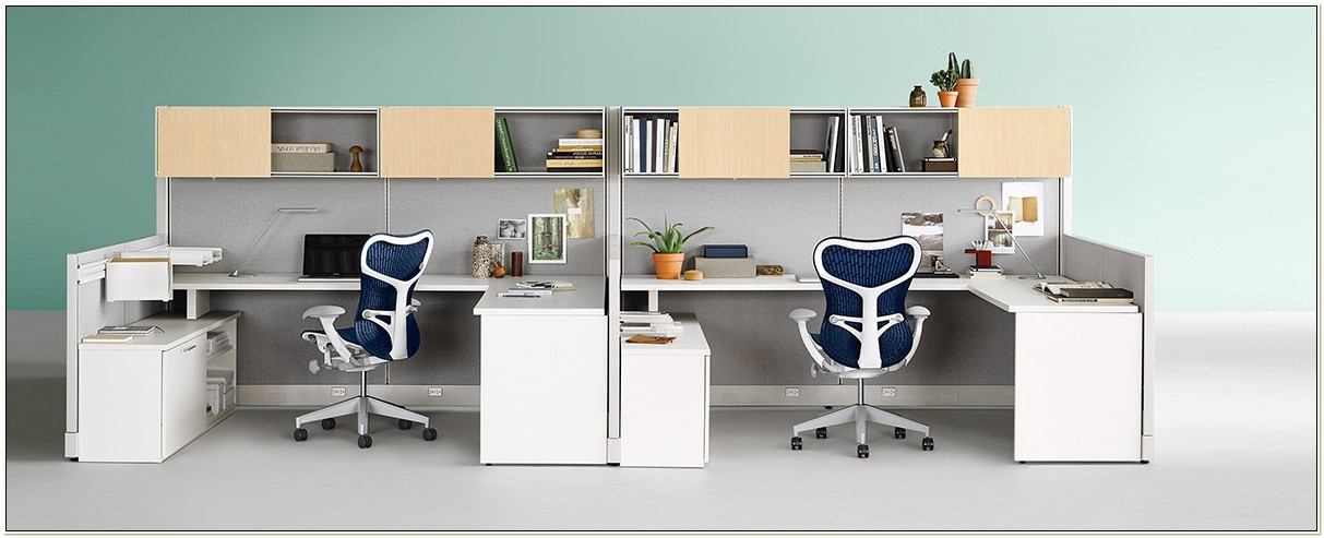 Herman Miller Action Office Chair
