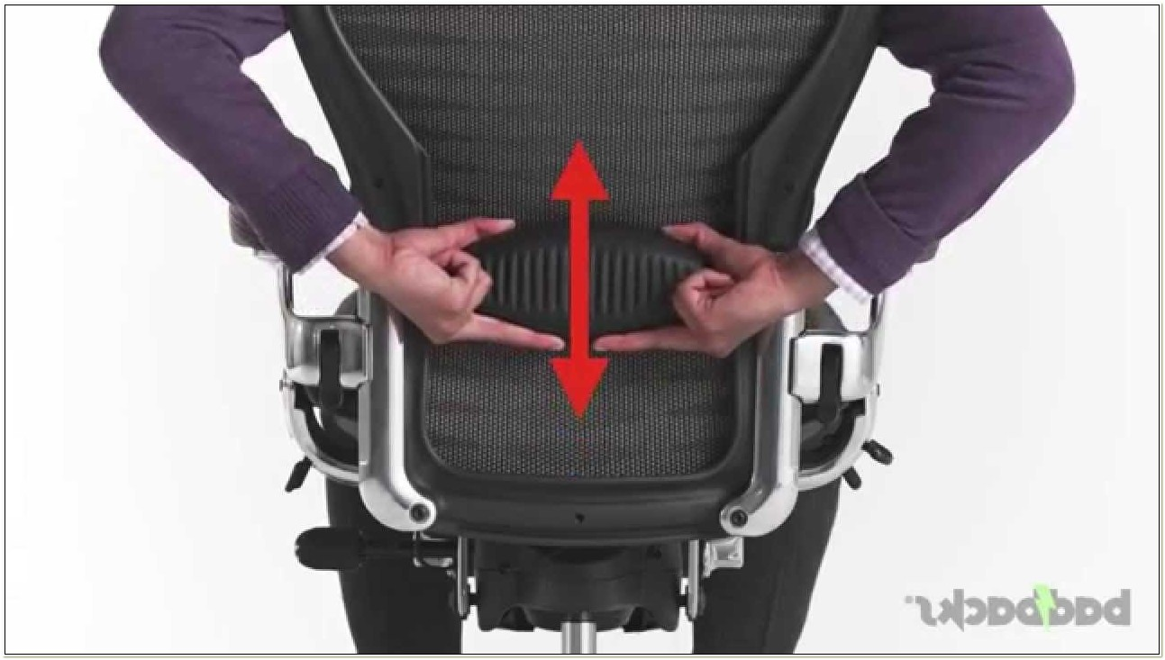 Herman Miller Aeron Chair Adjustment Video