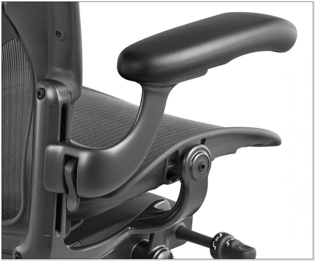 Herman Miller Aeron Chair Arm Height