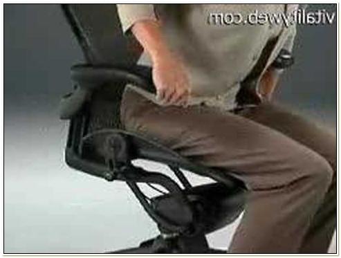 Herman Miller Aeron Chair Forward Tilt Adjustment