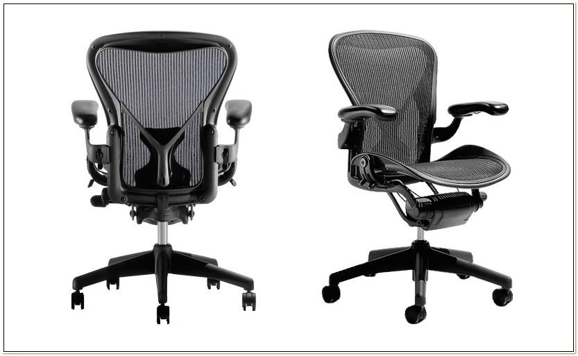 Herman Miller Aeron Chair Posturefit