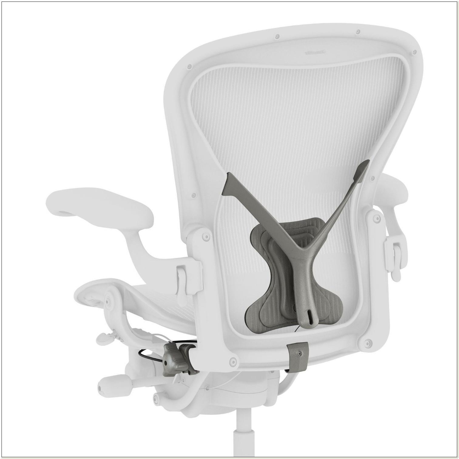 Herman Miller Aeron Chair Size C Posturefit