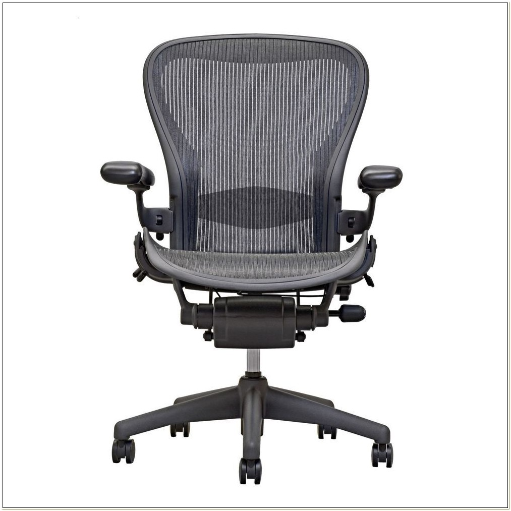 Herman Miller Aeron Chair Size C Used