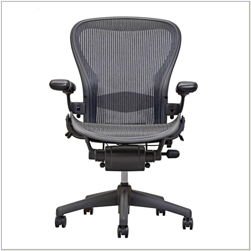 Herman Miller Aeron Chair Size C Used