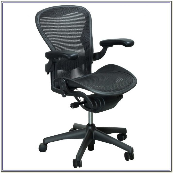 Herman Miller Aeron Chair Size Marking