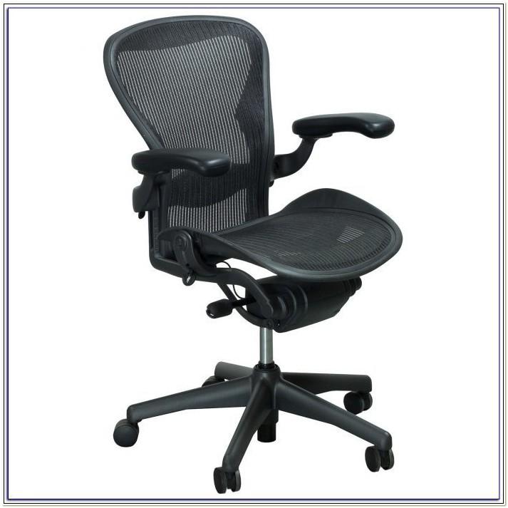 Herman Miller Aeron Chair Size Marking