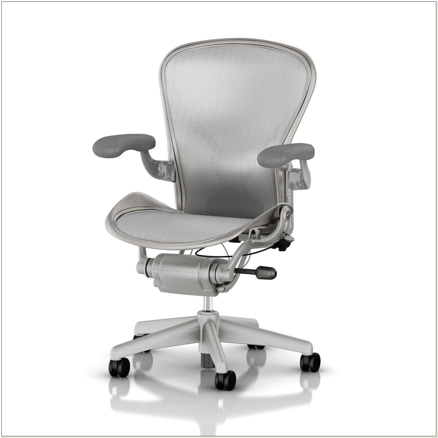 Herman Miller Aeron Task Chair Model Ae113awb