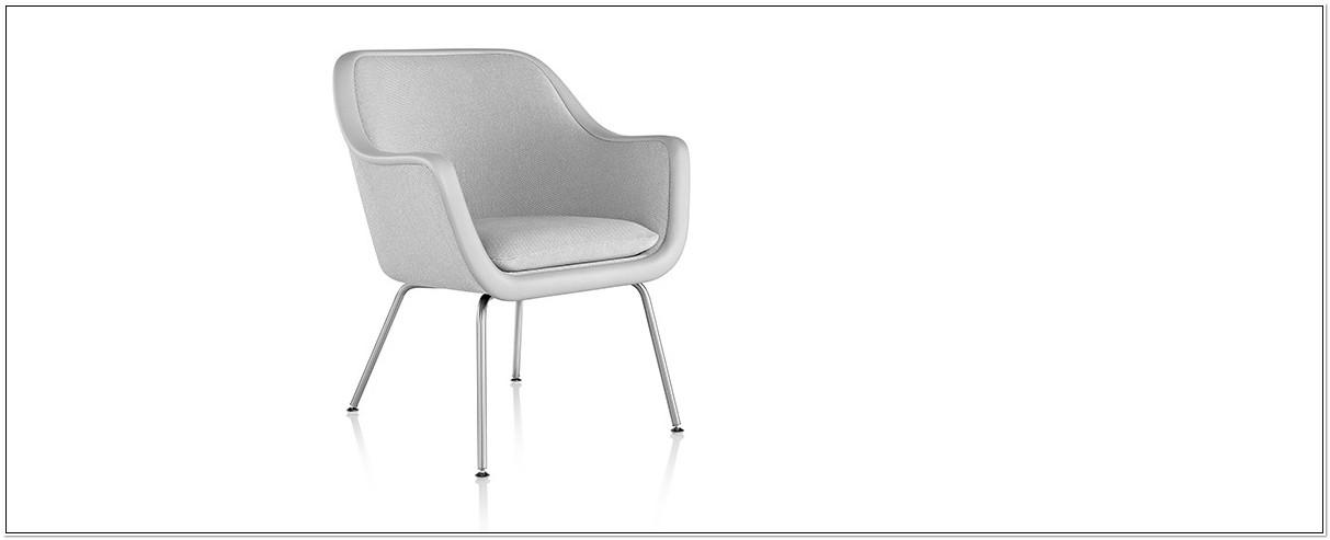 Herman Miller Bumper Chair Dimensions