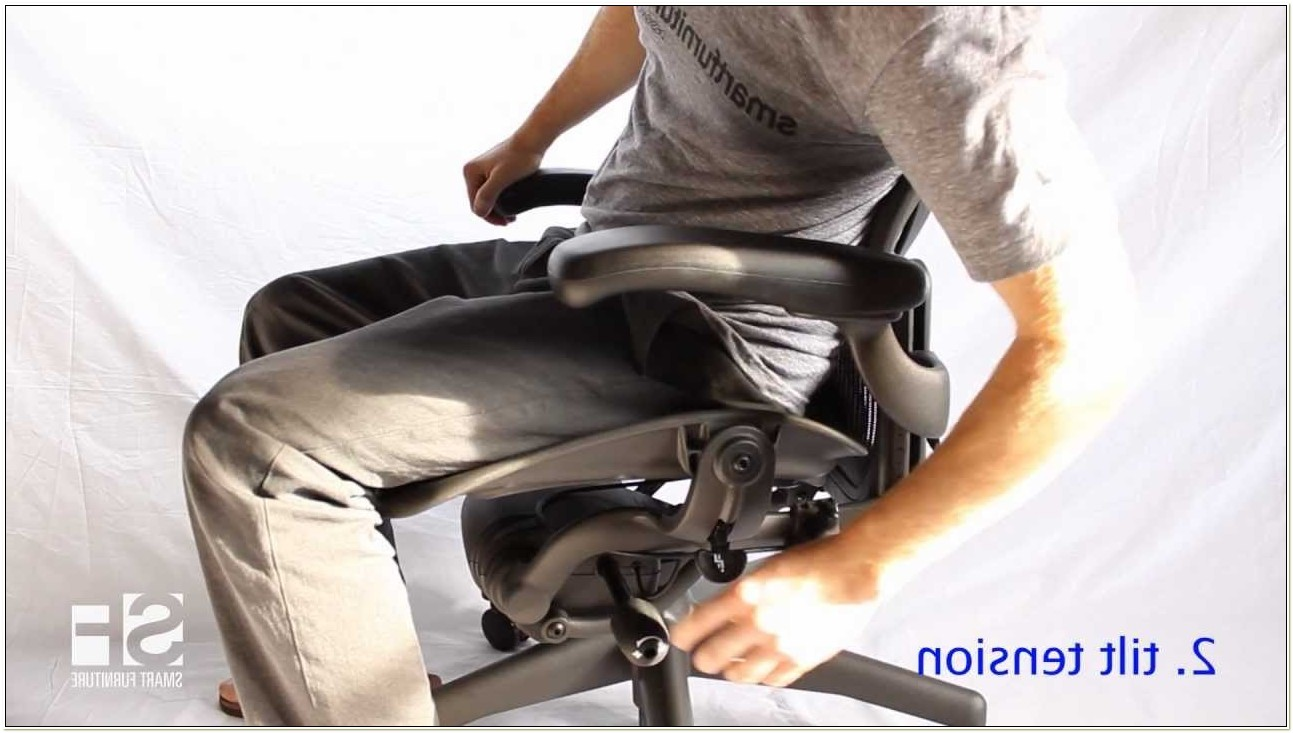 Herman Miller Chair Adjustments