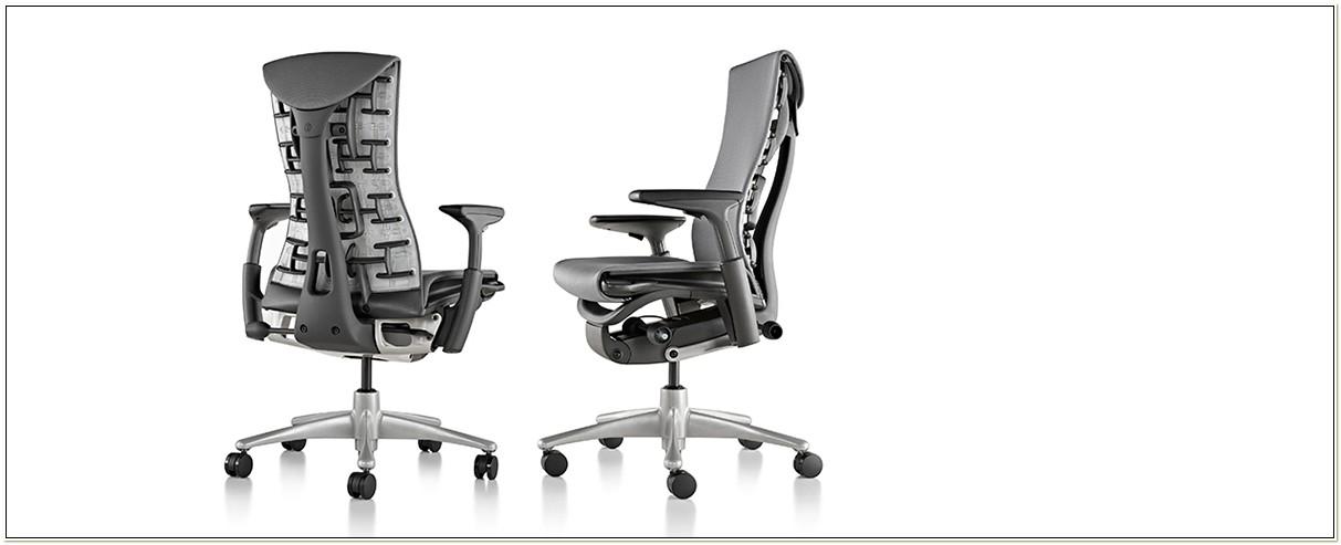 Herman Miller Chair Embody