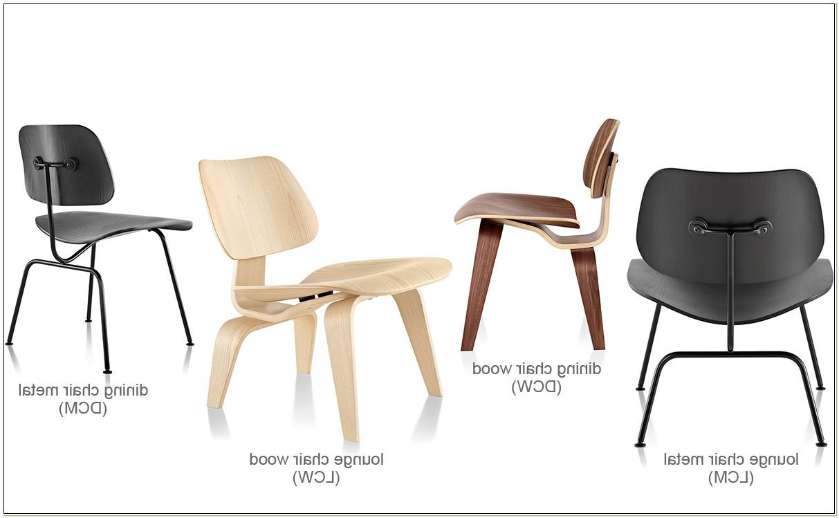 Herman Miller Eames Chair Dimensions