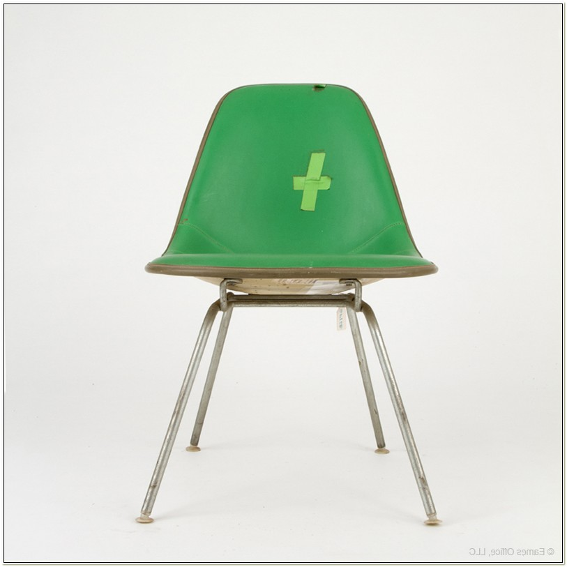 Herman Miller Eames Chair Reupholstery