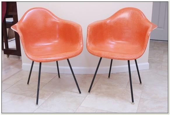 Herman Miller Eames Chairs Vintage