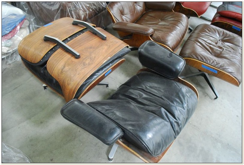 Herman Miller Eames Lounge Chair Replacement Cushions