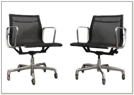 Herman Miller Eames Mesh Chair