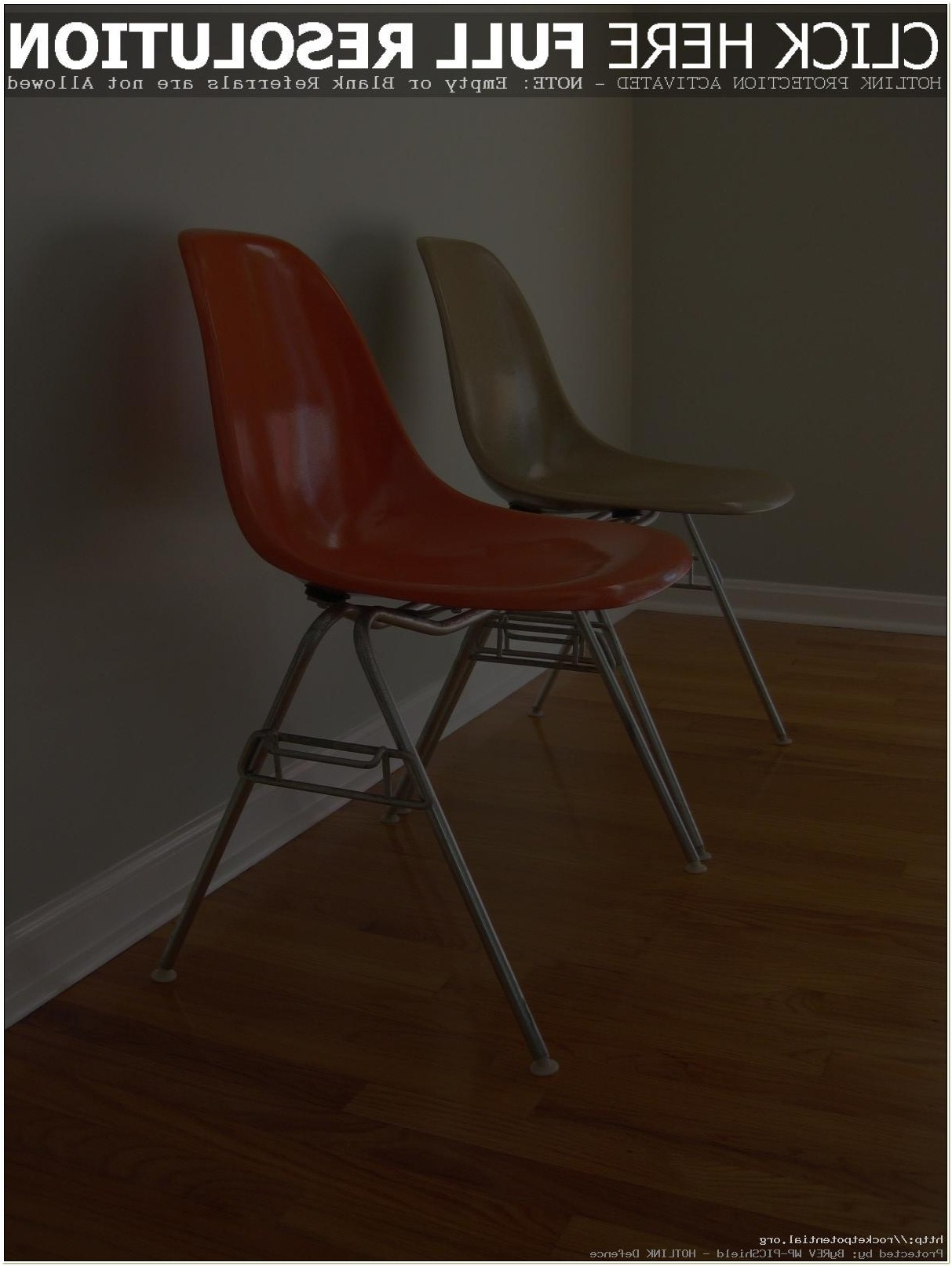Herman Miller Eames Shell Side Chair