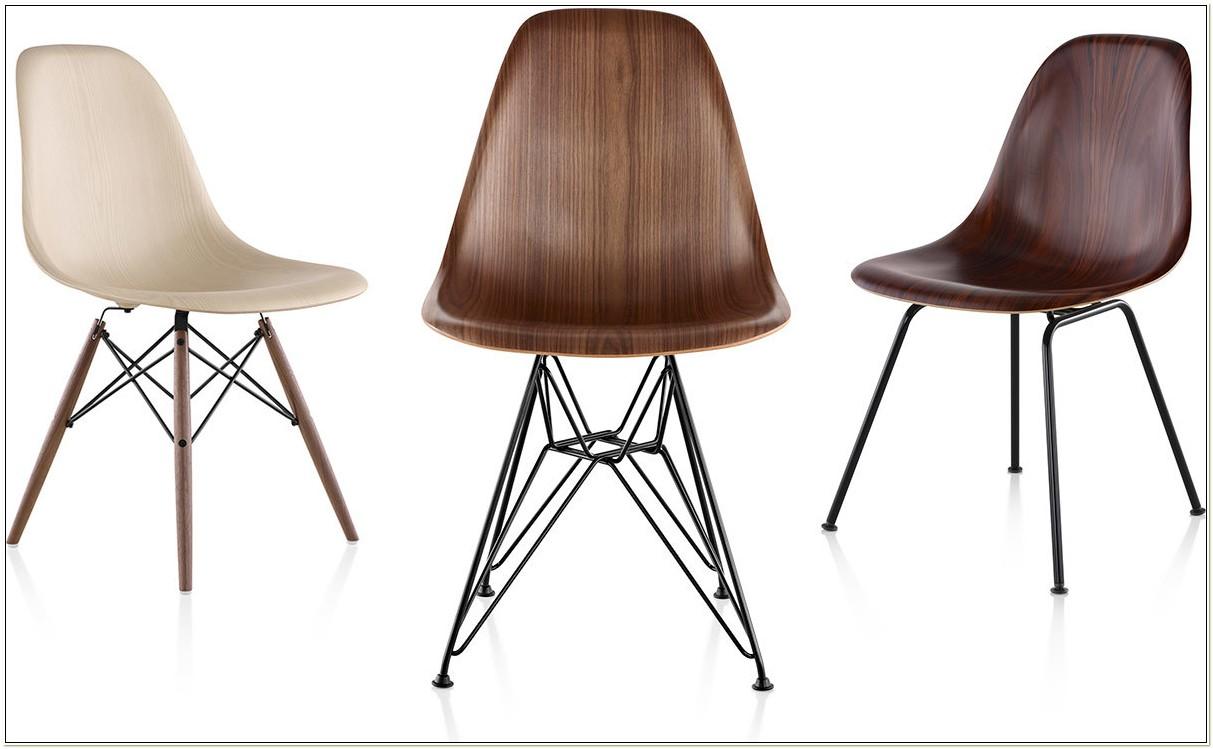 Herman Miller Eames Wood Chair