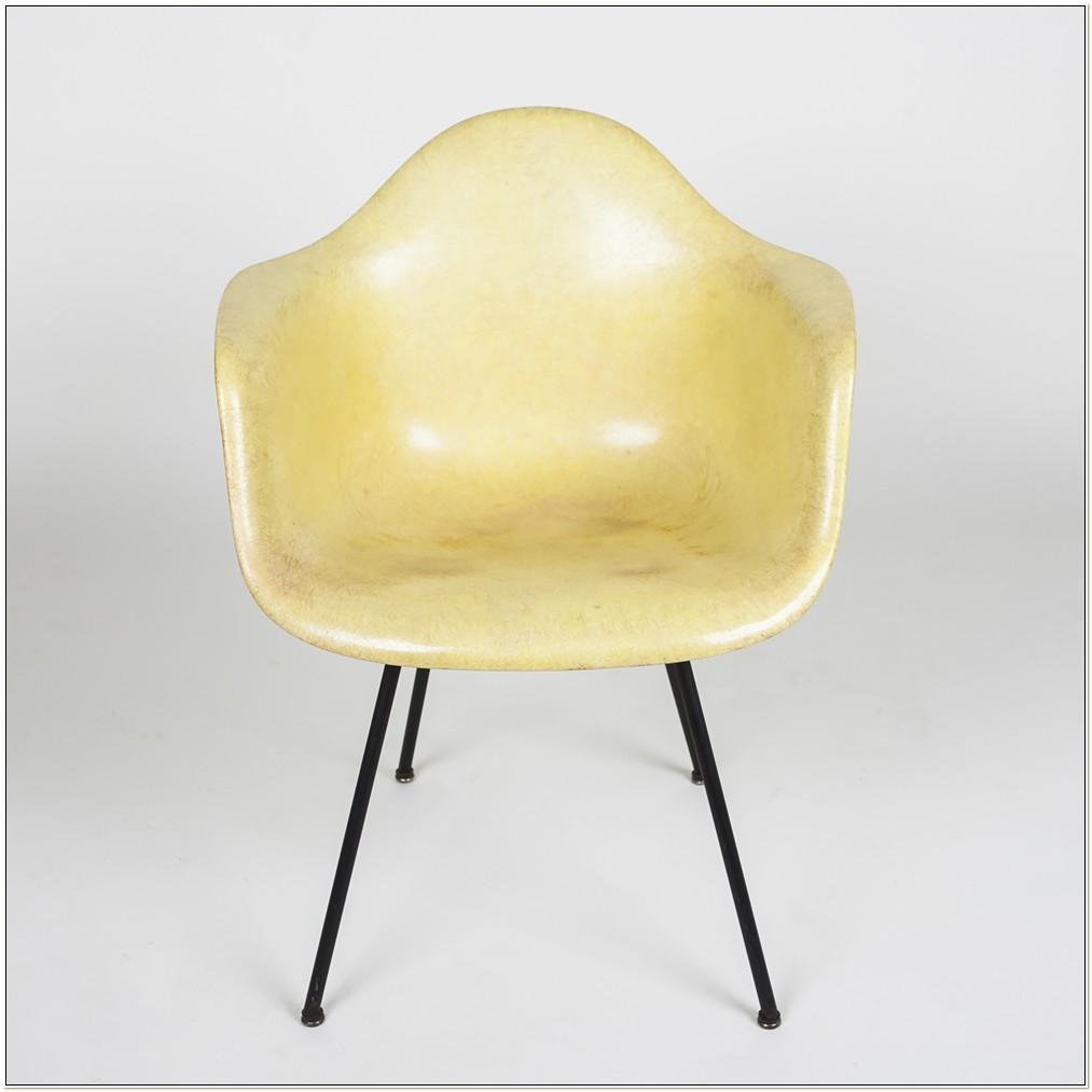 Herman Miller Eames Zenith Shell Chair 1975