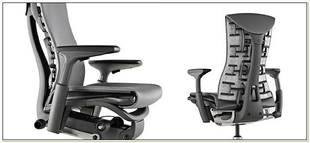 Herman Miller Embody Chair Adjustments