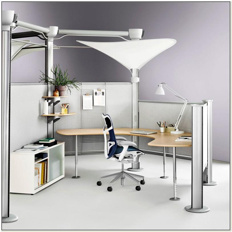 Herman Miller Embody Chairs Resolve Workstations