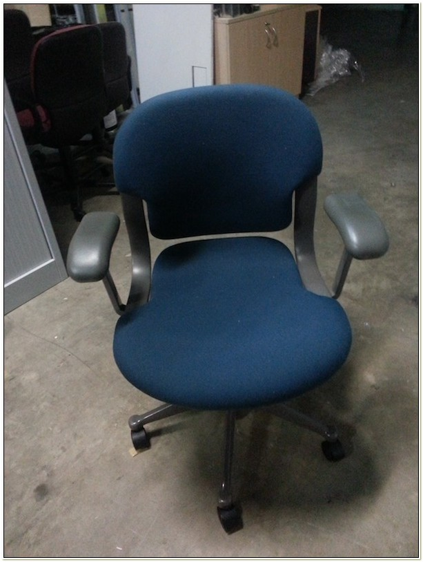 Herman Miller Equa Chair Used