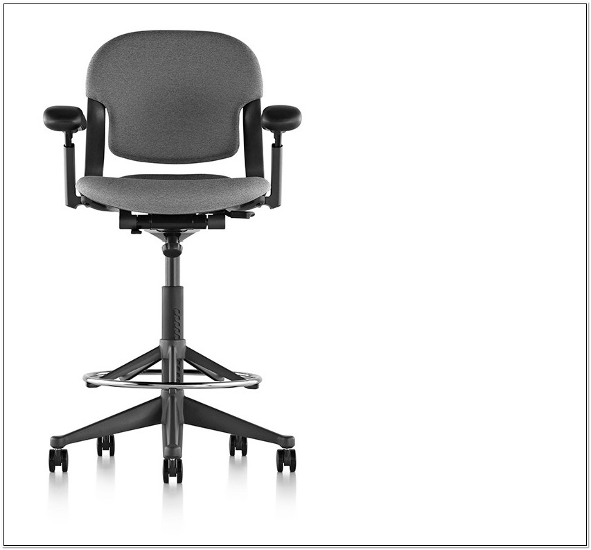 Herman Miller Equa Drafting Stool