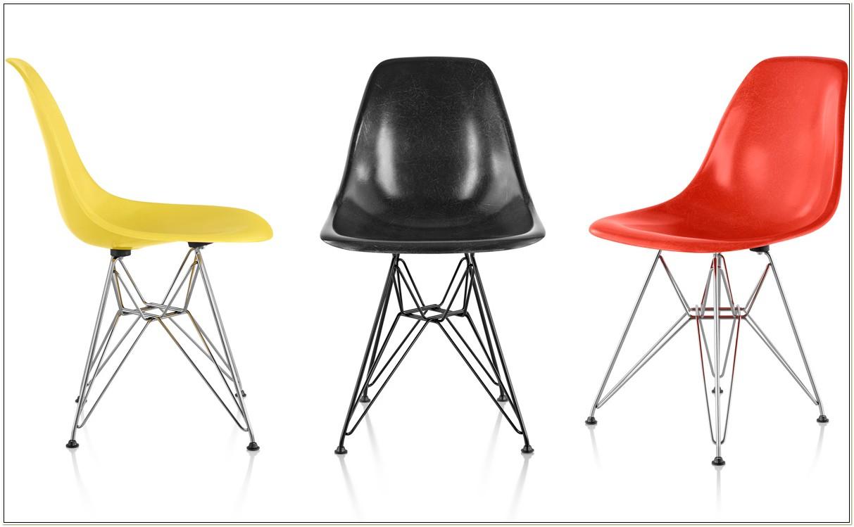 Herman Miller Fiberglass Chairs