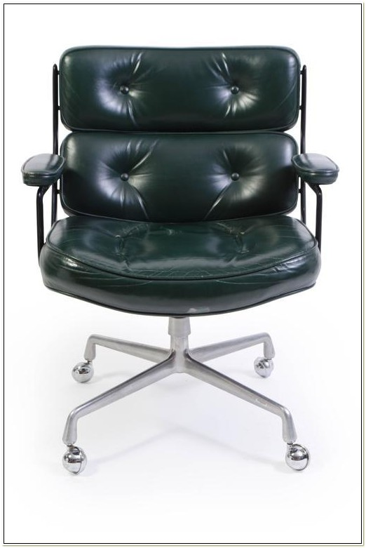 Herman Miller Leather Office Chair