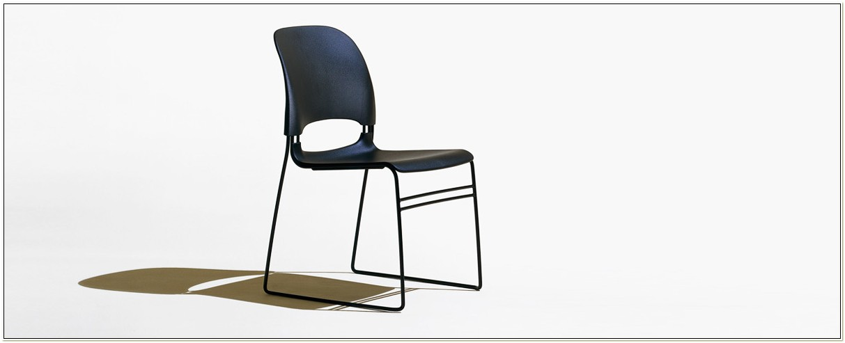 Herman Miller Limerick Stacking Chair
