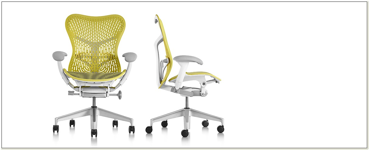 Herman Miller Mirra Chair Instructions