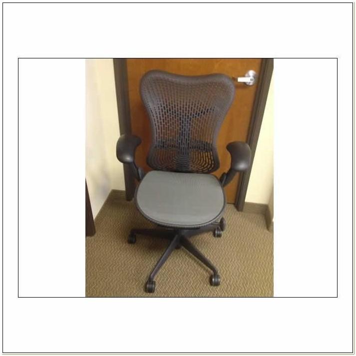 Herman Miller Mirra Chairs Used