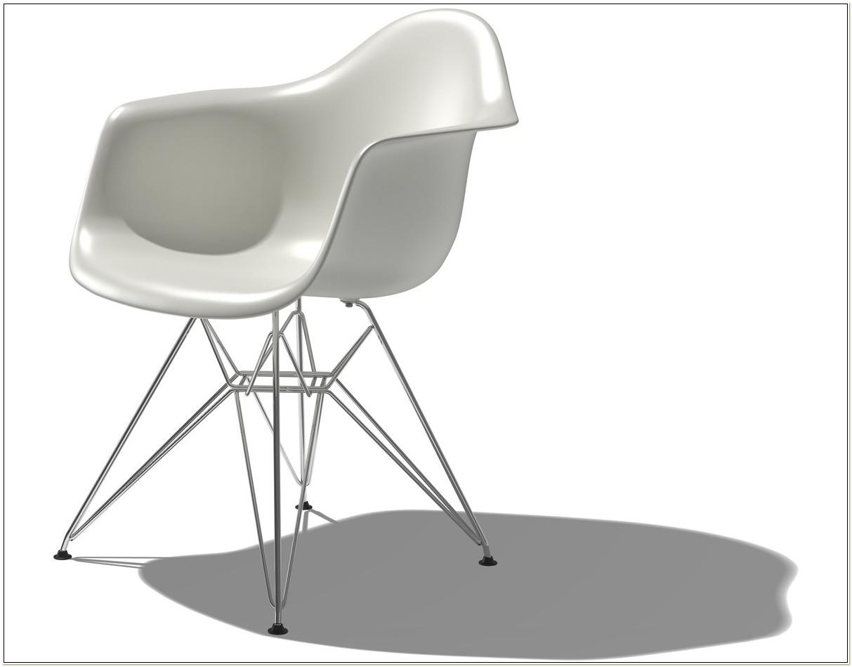 Herman Miller Molded Plastic Chair